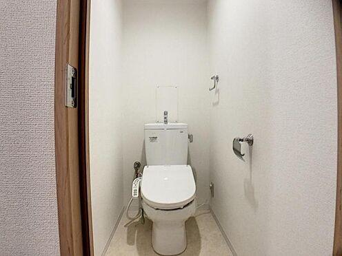 中古マンション-名古屋市千種区今池南 清潔感溢れるトイレ♪