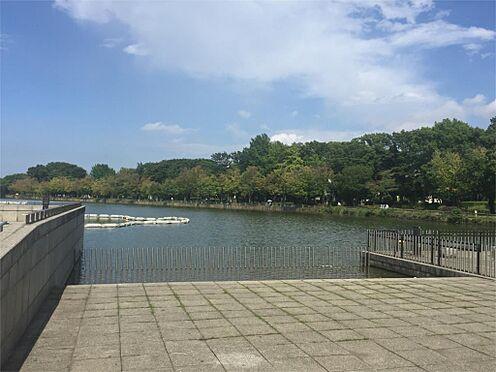 中古マンション-戸田市川岸1丁目 浮間公園内 池 広場(1895m)