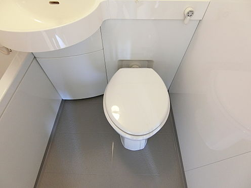 中古マンション-千代田区神田神保町3丁目 三点ユニット/トイレ