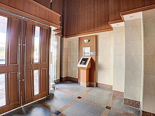 中古マンション-名古屋市守山区城土町 オートロックがあるのでセキュリティー面安心です!
