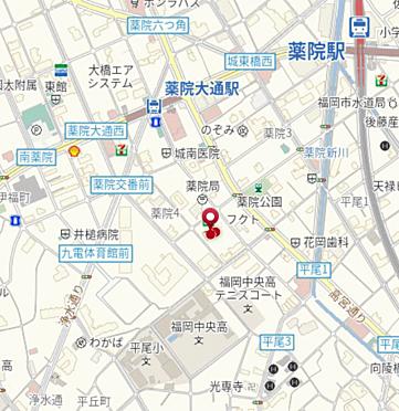 区分マンション-福岡市中央区薬院4丁目 その他