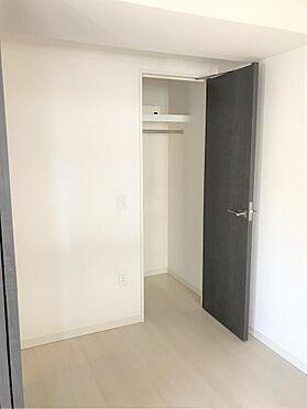 マンション(建物一部)-横浜市西区平沼1丁目 ウォークインクロゼットの付いた洋室 ※写真は平成29年に撮影