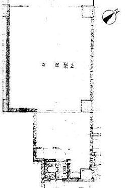 マンション(建物一部)-新宿区市谷台町 間取り