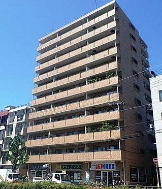 マンション(建物一部)-京都市上京区奈良物町 タイル貼りのキレイな外観