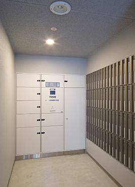 区分マンション-大阪市北区長柄東3丁目 宅配BOX・メールBOX完備