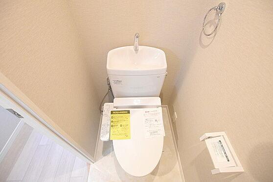 中古マンション-足立区加平1丁目 トイレ