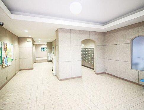 マンション(建物一部)-京都市伏見区横大路天王前 開放感ある共用部
