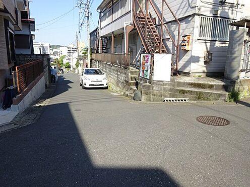 アパート-横須賀市久里浜3丁目 車で目の前まで行くことができます
