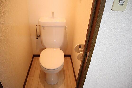 マンション(建物全部)-鹿児島市易居町 トイレ