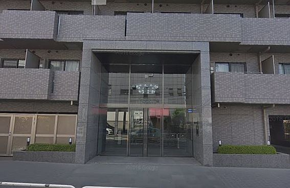 マンション(建物一部)-江東区三好4丁目 エントランスの様子です。