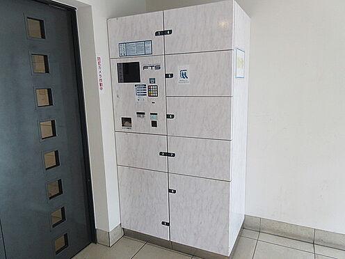 マンション(建物一部)-大阪市北区浮田1丁目 宅配ボックスもあるから、お出かけの際も安心。