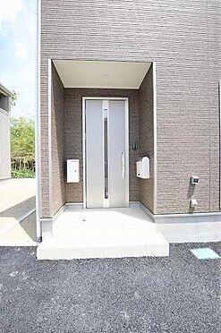 新築一戸建て-仙台市太白区西多賀5丁目 玄関