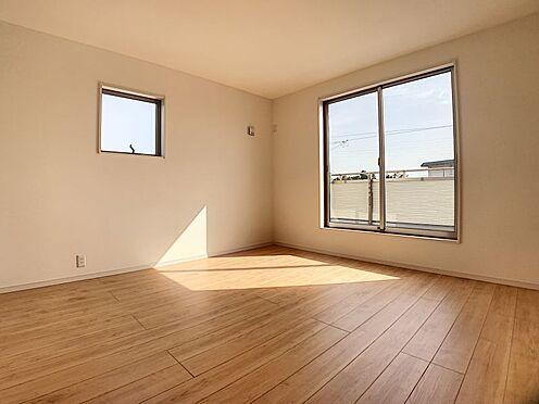 新築一戸建て-豊田市御船町 各洋室2面採光です!お部屋に爽やかな風が入り込みます♪(こちらは施工事例です)