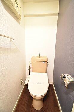 一棟マンション-鹿児島市平之町 トイレ