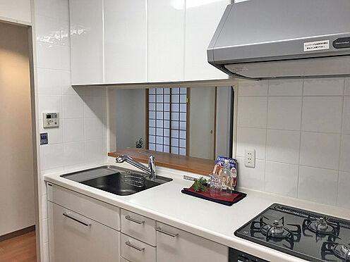 中古マンション-大阪市平野区西脇2丁目 キッチン