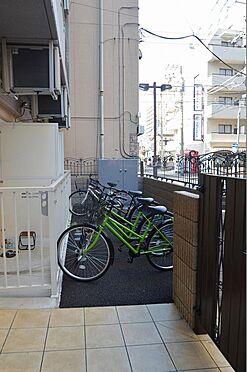 マンション(建物全部)-川崎市川崎区南町 1Fには駐輪スペース完備