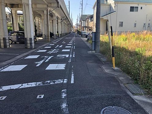 土地-豊田市平芝町2丁目 駅まで徒歩圏内なので通学・通勤にご利用いただけます。