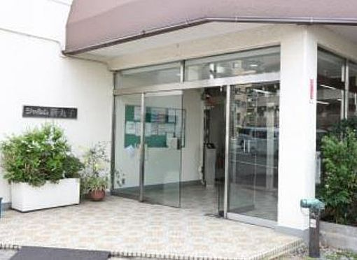 事務所(建物一部)-川崎市中原区丸子通1丁目 エントランス