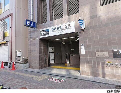 マンション(建物一部)-新宿区西新宿5丁目 西新宿五丁目駅(現地まで560m)