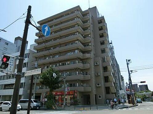 区分マンション-横浜市南区高根町3丁目 外観