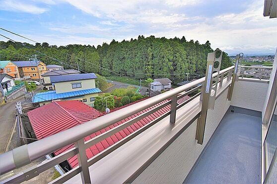 新築一戸建て-塩竈市泉沢町 バルコニー