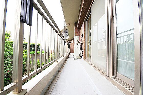 中古マンション-川崎市高津区久末 バルコニー