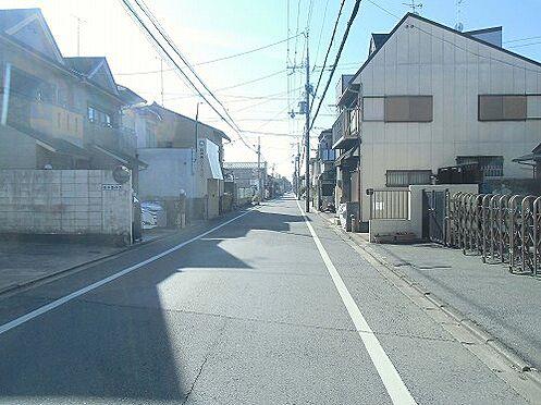 マンション(建物全部)-京都市伏見区深草北蓮池町 前面道路