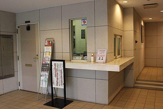 中古マンション-横浜市戸塚区汲沢町 管理人室