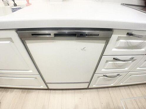 戸建賃貸-みよし市三好町東山 食洗機が付き!食器洗いの家事負担が軽減されます。