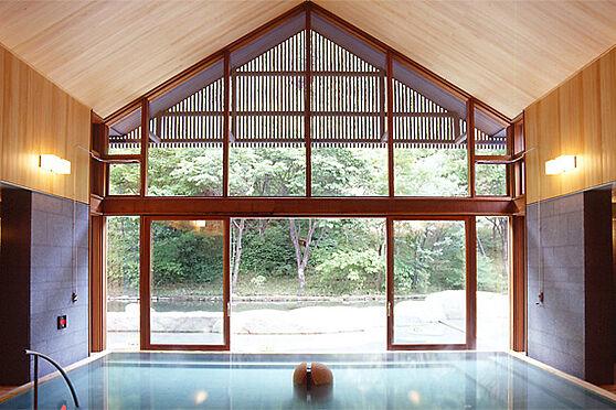 中古一戸建て-北佐久郡軽井沢町大字長倉 星野リゾート「トンボの湯」までも約2キロの距離です。