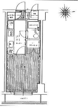 マンション(建物一部)-台東区下谷2丁目 間取り