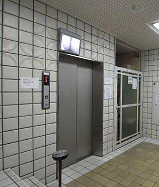 マンション(建物一部)-大阪市西区京町堀1丁目 エレベータ―には防犯カメラ付き