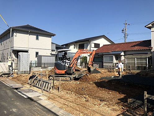 戸建賃貸-春日井市六軒屋町字松山 建築中となっておりますので、設備・仕様は完成物件にてご内覧可能です!