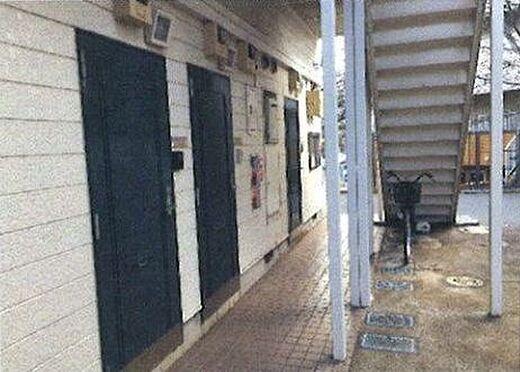 アパート-船橋市駿河台2丁目 外観