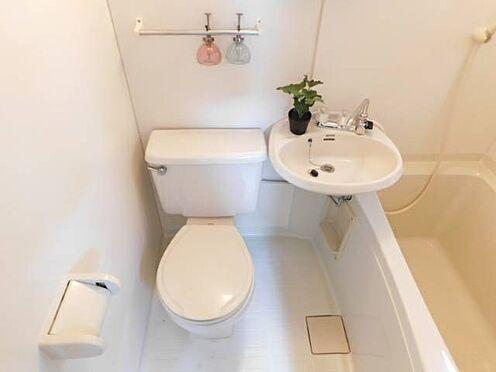 アパート-横須賀市小矢部2丁目 トイレ
