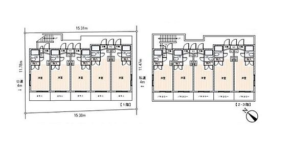 マンション(建物全部)-武蔵野市西久保3丁目 間取り