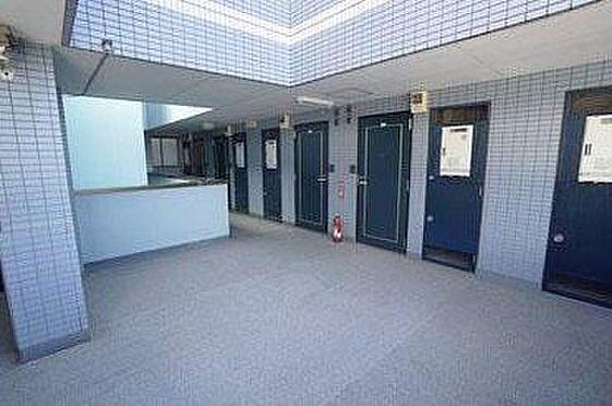 一棟マンション-さいたま市南区鹿手袋6丁目 共用部