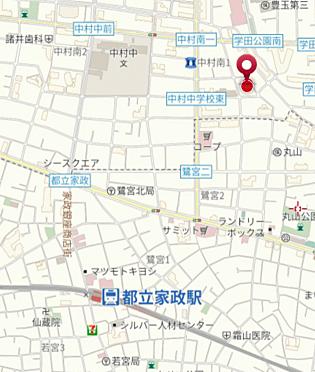 マンション(建物一部)-練馬区中村南1丁目 その他