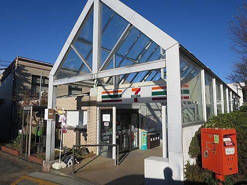 中古マンション-田方郡函南町平井 南箱根ダイヤランド別荘地にあるセブンイレブンを利用することが出来ます。