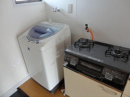 マンション(建物全部)-本庄市銀座2丁目 室内洗濯機置場