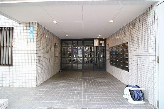 一棟マンション-台東区浅草4丁目 エントランス