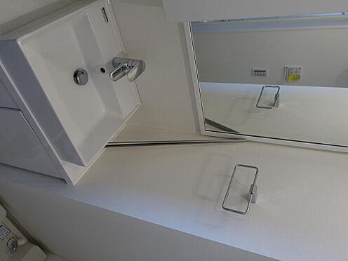 アパート-台東区浅草5丁目 201号室 洗面所です。