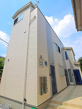アパート-板橋区中丸町 外観