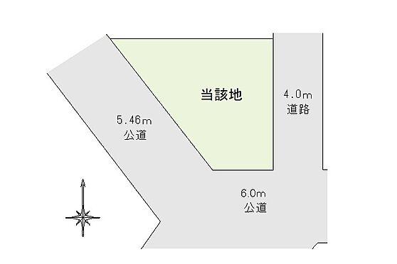 アパート-小平市天神町1丁目 区画図