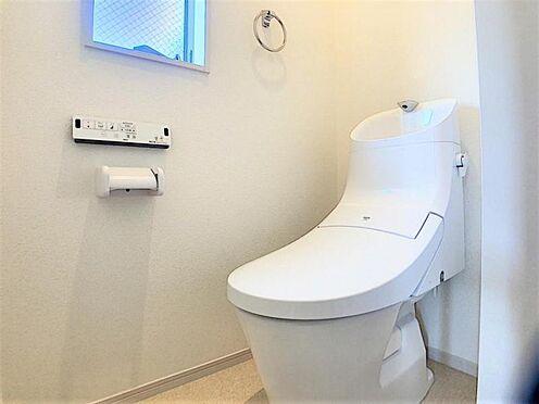 新築一戸建て-名古屋市天白区天白町大字八事字裏山 清潔感溢れるトイレ♪