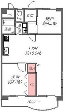 マンション(建物一部)-神戸市東灘区住吉台 収納が充実したプラン