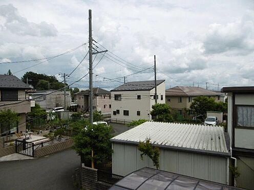 中古一戸建て-町田市小山町 2階リビング窓からの眺望(南東側)