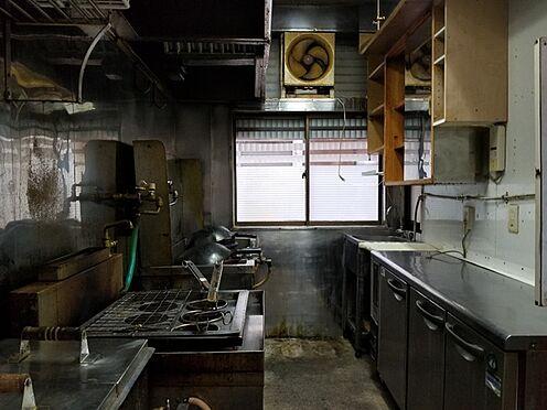 店舗付住宅(建物全部)-神戸市兵庫区荒田町1丁目 キッチン