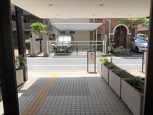 マンション(建物一部)-大田区大森西2丁目 エントランス