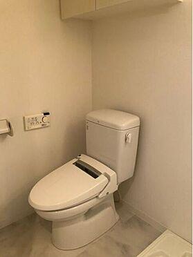 中古マンション-横浜市西区桜木町6丁目 トイレ